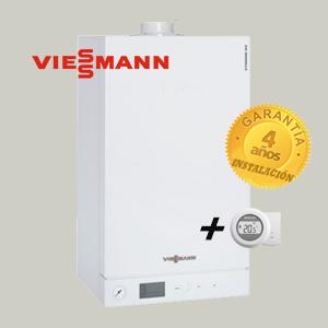 Vitodens 100 26 kw termostato wifi for Termostato caldera wifi