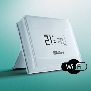 Termostato Vaillant Vía Wifi Programable Digital V-Smart (Modulante)