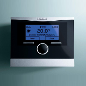 Termostato Vaillant Vía Radio Programable Digital Calormatic 370F (Modulante)