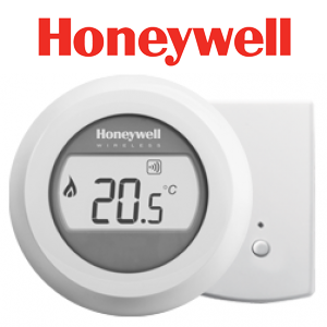Termostato Honeywell Via Radio Programable Digital T87 (Modulante)
