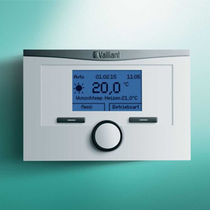 Termostato Vaillant Vía Radio Programable Digital Calormatic 350F (Modulante)