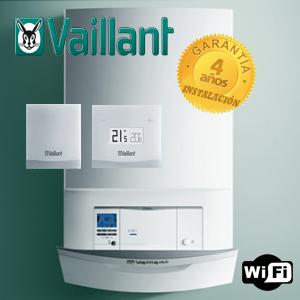 Ecotec plus 306 termostato wifi v smarth for Termostato caldera wifi