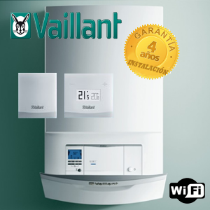 Ecotec Plus 246 + Termostato Wifi V Smarth